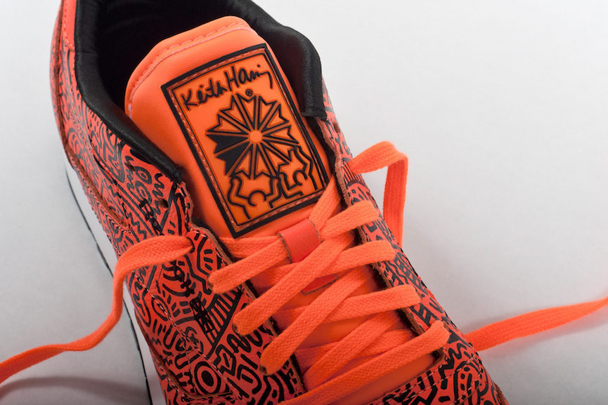 Keith Haring sneakers