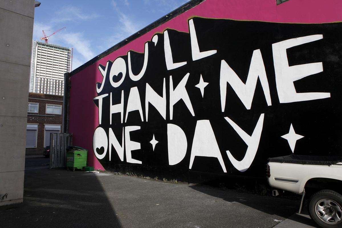 Sheffield street art murals you have to find while in the for Thank you mural