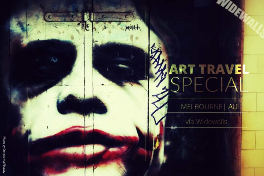 Melbourne Art Travel Special: Interview with Alexander Mitchell from Backwoods Gallery