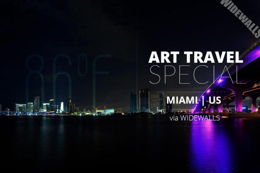 Art Travel Special Miami