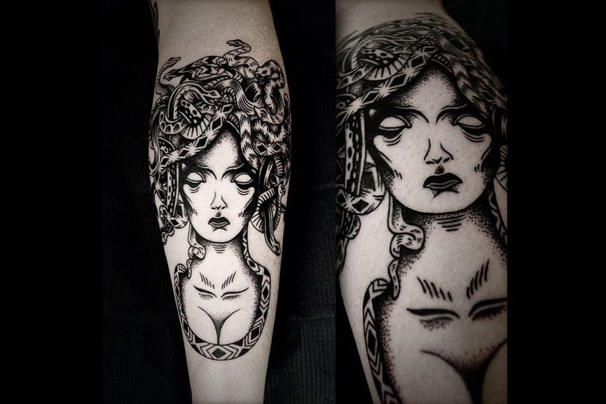 urban artists tattoo