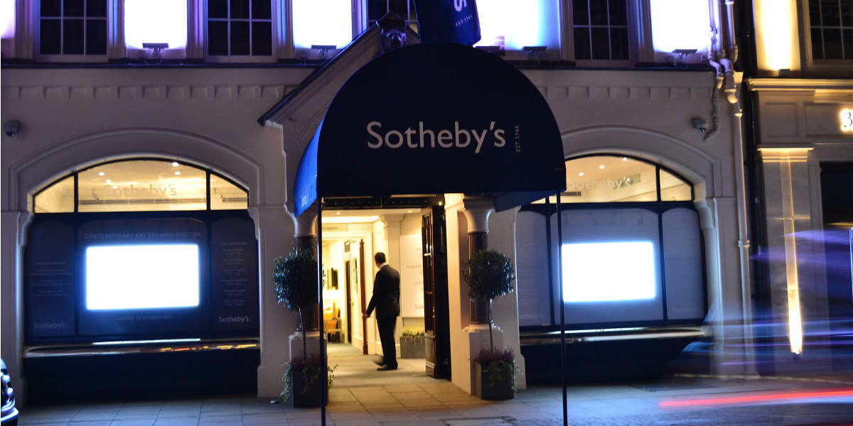 Sotheby's London