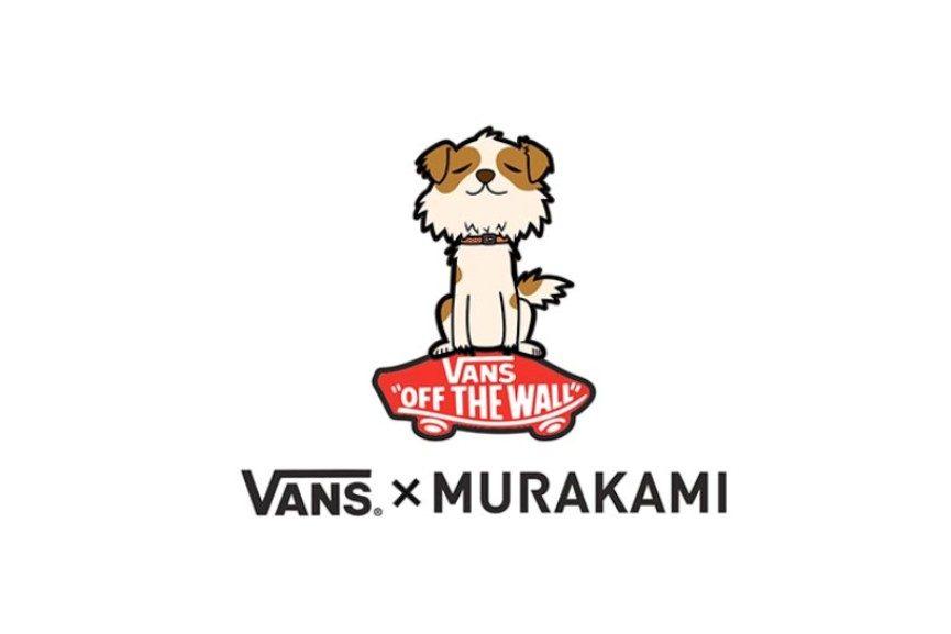 vans limited edition murakami