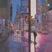 COLIN FRASER: Sunny Days and City Lights - New Paintings