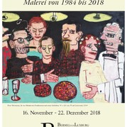 Peter HERRMANN - Malerei von 1984 bis 2018