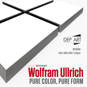 Wolfram Ullrich. Pure color, pure form