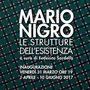 Mario Nigro. The Structures of Existence