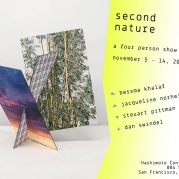 Second Nature - a four person show