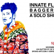 Innate Flux - a solo show by Bagger43