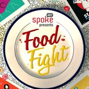 """""""Food Fight"""": a two person exhibition by Dave Perillo and Ian Glaubinger"""
