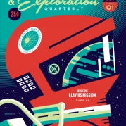 """Super Science Fair"" - A Pop Culture Experiment by Tom Whalen and Dave Perillo"