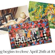 Spring Refresh: Fine Art Sale