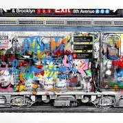 Mr. Brainwash new Edition: Chelsea Express