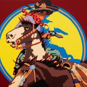 """Saddle Up"" New Works by Billy Schenck"