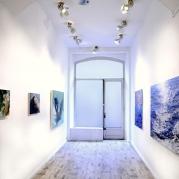 Silent Waters´ Reisha Perlmutter & Eunjung Seo // oil on canvas