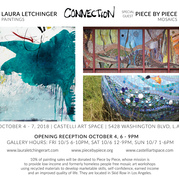 "Laura Letchinger presents: ""Connection"" with special guest Piece by Piece"