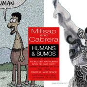 "Lonnie Millsap and Jose Cabrera present: ""Human and Sumos"""