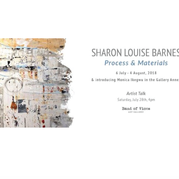 Artist Talk | Sharon Louise Barnes