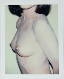 Andy Warhol, Polaroid Photograph of Pat Hearn