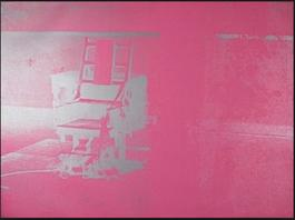 Andy Warhol, Electric Chairs (#11.75), Serigraph Print, 1971