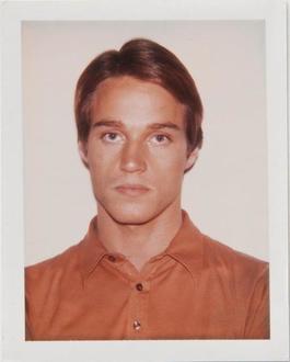 Andy Warhol, Polaroid Photograph of Jed Johnson, 1973
