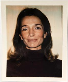 Polaroid Photograph of Lee Radziwill