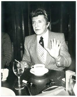 Andy Warhol, Photograph of Liberace circa 1984