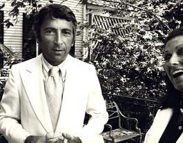 Andy Warhol, Photograph of Gay Talese circa 1980