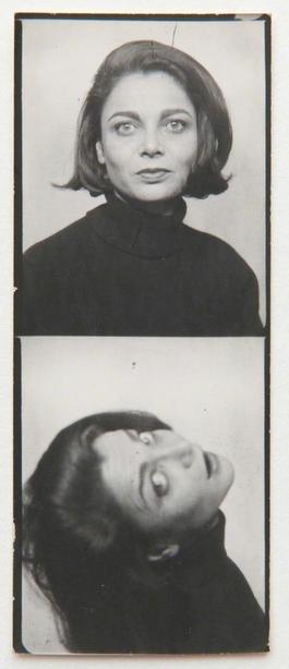 Judith Greene (photobooth strip)