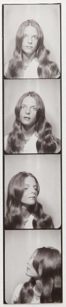 Sandy Brant (photobooth strip)