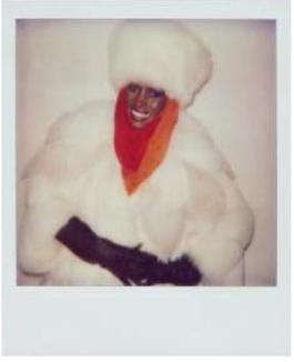 Andy Warhol, Polaroid Photograph of Grace Jones, 1984