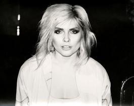 Andy Warhol, Photograph of Debbie Harry (Blondie), 1986