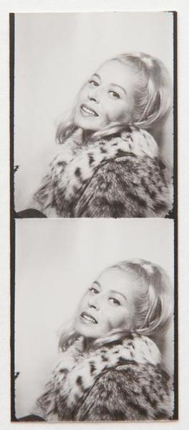 Holly Solomon (photo booth strip)