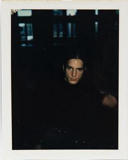 Andy Warhol, Polaroid Photograph of Joe Dallesandro, 1971