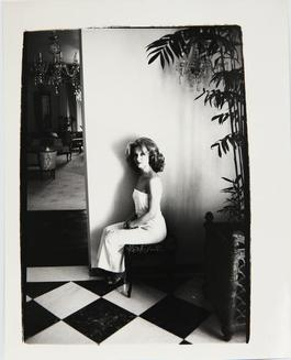 Andy Warhol, Photograph of Lynn Wyatt