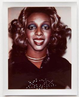 Andy Warhol, Ladies & Gentlemen, Polaroid Photographs, 1974