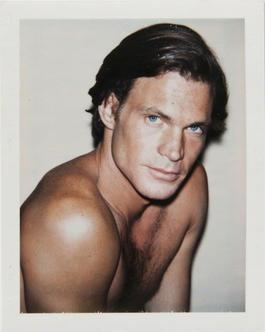 Andy Warhol, Polaroid Photograph of Joe MacDonald, 1975
