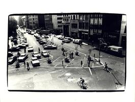 Andy Warhol, View from The Factory at 860 Broadway of the Prior Factory at 33 Union Square West, 1970s