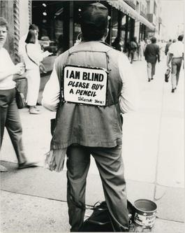 Blind Man (I AM BLIND)
