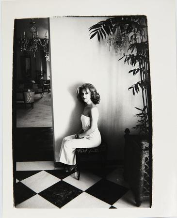 Andy Warhol, Photograph of Lynn Wyatt
