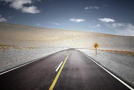 Desert Road #6