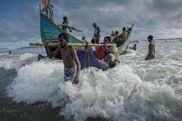Rohingya Refugee #3
