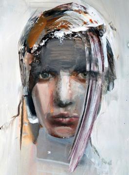 Portrait study #45