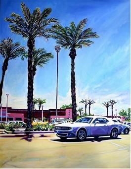 For a shopping center (Phoenix Arizona)
