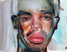 Portrait study #30