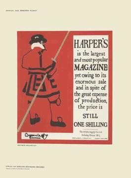 Brothers Beggarstaff - Harper