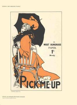 Leonard Raven-Hill - Pick-Me-Up - 1897