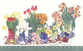San Francisco Symphony Still Life #9