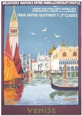 Venise, Train Rapide Quotidien