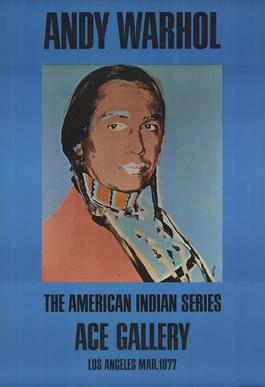 American Indian (Blue)